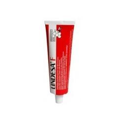 LINDESA® F, Fetthaltige Hautschutzcreme, 100 ml - Tube
