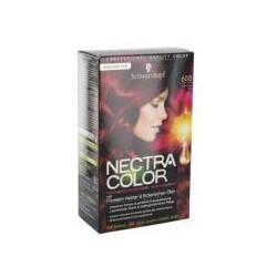 Schwarzkopf Nectra Color Pflege-, intensiv RotFarbe 688 intensives Rot