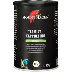 Mount Hagen Family Cappuchino löslich