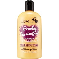 I love... Peachy Passionfruit, Shower Cream (Limited Edition)