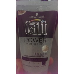 Schwarzkopf 3 Wetter Taft Power Invisible Gel