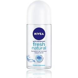 Nivea Deodorant Roll-on Fresh Natural