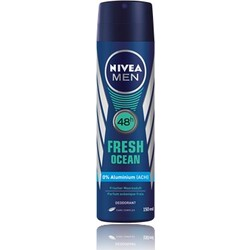 NIVEA MEN Fresh Ocean Spray