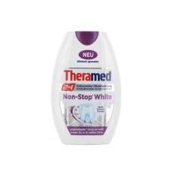 Theramed 2in1 Zahncreme + Mundspülung Non-Stop*White