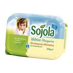 Sojola - Halbfett-Margarine