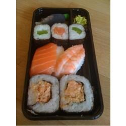 Shisu - Sushi-Box Shokuji oder Aikou