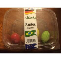 Matebo - Karibik Kaugummi