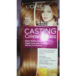 Loreal Casting Crème Gloss Dulce de leche(723)