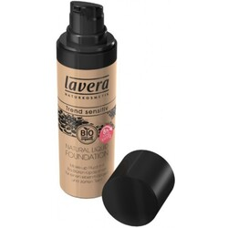 Lavera Natural Liquid Foundation 04 almond