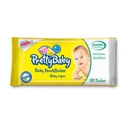 Pretty Baby Feuchttücher Sensitive