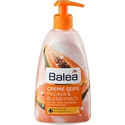 Balea - Creme Seife Papaya & Buttermilch