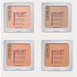 Catrice velvet finish powder