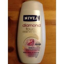 NIVEA DIAMOND TOUCH Creme Oil Shower