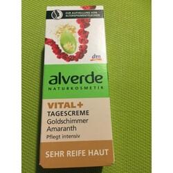 Alverde Vital + Goldschimmer Amaranth