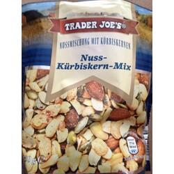 Trader Joe's – Nuss-Kürbiskern-Mix