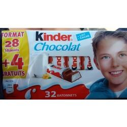 Kinder Chocolat France