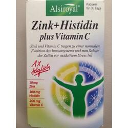 Zink + Histidin plus Vitamin C