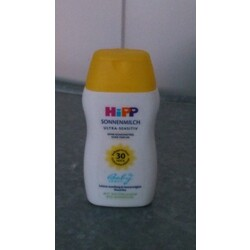 Hipp sonnenmilch ultra sensitiv LSF 30