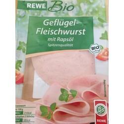 REWE Bio Geflügel-Fleischwurst