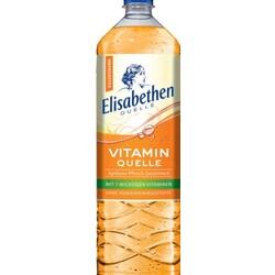 Elisabethenquelle Aprikose-Pfirsich Geschmack