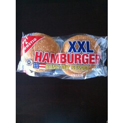 XXL Hamburger