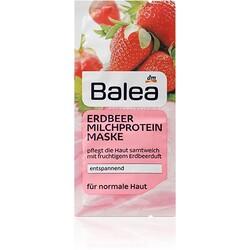 Erdbeer Milchprotein Maske