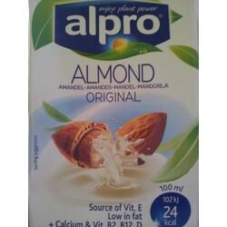 Alpro - Almond Original Mandelmilch