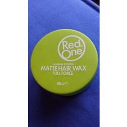 RedOne Matt Hair Wax