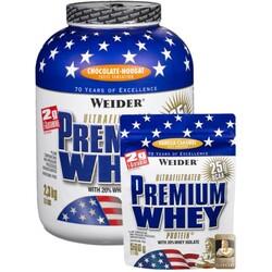 Premium Whey Protein - 2300g - Banane