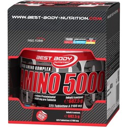 Best Body Nutrition – Hardcore Amino 5000 (325 Tabletten)