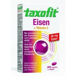 Eisen Metafolin Vitamin C (40 Kapseln)