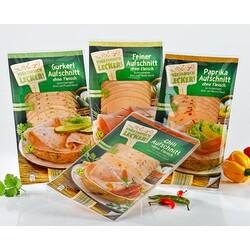 Vegetarisch Lecker! - Veggie Aufschnitt, verschiedene Sorten