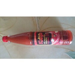 Fuego Hot Pepper Sauce, 85 ml