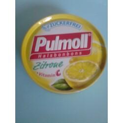 Pulmoll Hustenbonbons Zitrone + Vitamin C