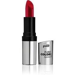 P2 Pure Color Lipstick 090 Red Square