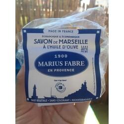Savon de Marseille À L'huile d'olive - Marius Fabre