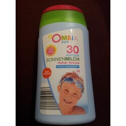 Ombia Kinder Sonnenmilch LSF 30
