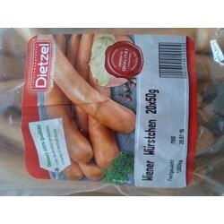 dietzel wiener Würstchen