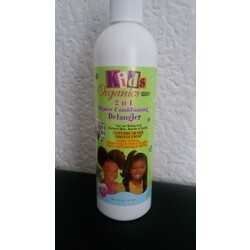 African best, organics2 in 1 conditioning detangler
