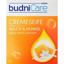 BudniCare Cremeseife Milch&Honig