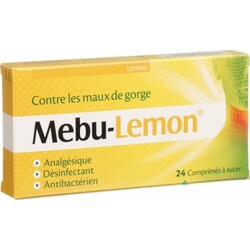 MEBU-LEMON Lutschtabl