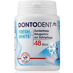 Dontodent - Fresh White Zahnpflegekaugummis