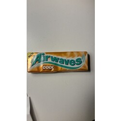 Airwaves Cool  Ice Fruit Sugarfree Chewing Gum