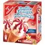 Vanille-Erdbeer-Hörnchen