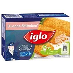 iglo 8 Lachs-Stäbchen