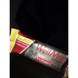 WellMix Sport mit Bananen-Geschmack