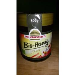 Dr. Krieger's Bio Honig