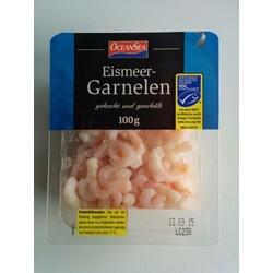 Eismeer Garnelen