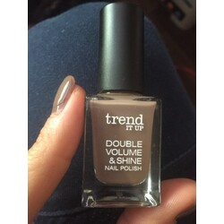 Trend it up Double&Volume Shine Nail polish