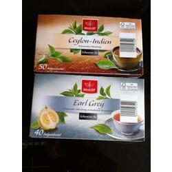 Westcliff Ceylon Indien bzw. Earl Grey Tee